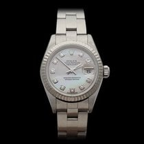 Rolex Datejust Stainless Steel Ladies 79174
