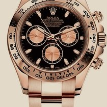 Rolex Daytona 40mm Everose Gold