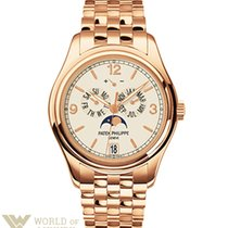 Patek Philippe Complications 39mm Rose Gold Men`s Watch