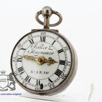 Seiller & Hagnauer Aarau small Spindel Pocket Watch approx...
