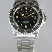 Rolex Submariner 5513 PCG  Gilt Underline 3-6-9 Explorer Dial