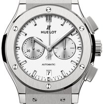 Hublot Classic Fusion 42mm Automatic Chronograph Titanium