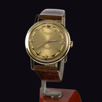Longines Conquest Automatic Yellow Gold