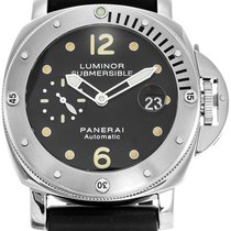 Panerai Luminor Submersible 44MM PAM01024 Stainless Steel...