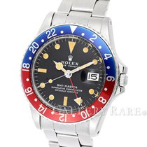 "Rolex GMT-Master Pepsi Bezel Steel 40MM ""3M Series"""