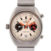 Breitling Chrono-matic Vintage In Acciaio Ref. 2112