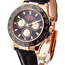 Rolex Unworn 116515LN Everose Rose Gold Daytona with Ceramic...