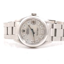 Rolex 31mm Midsize Datejust - Mother Of Pearl Diamond Dial -...