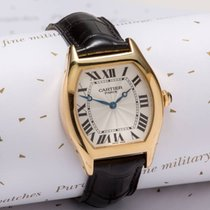 Cartier Tortue 18 ct yellow gold