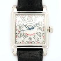 Franck Muller White Gold Conquistador Cortez Watch Ref. 10000 SC