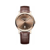 Chopard 161278-5012 Classic Automatic in Rose Gold - on Brown...