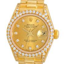 "Rolex Crown Collection Diamond ""President""."