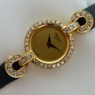 Chopard Damenuhr in Gold 750 - 48 Brillanten
