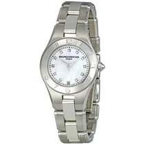 Baume & Mercier Ladies  M0A10011 Linea Mother of Pearl  Watch