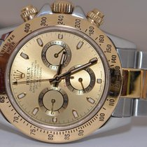 Rolex Oyster Perpetual Chronometer Cosmograph Daytona 18K Gold