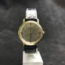 Longines Vintage Longines classic gold plated manual