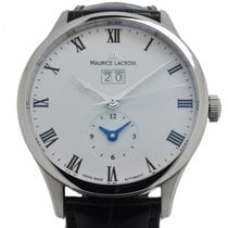 Maurice Lacroix Masterpiece Date GMT Watch MP6707-SS001-112