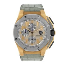 Audemars Piguet AP Offshore 44mm Lebron James Rose Gold Watch