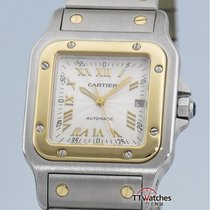 Cartier Santos Automatic 2319 Galbee Large Serviced