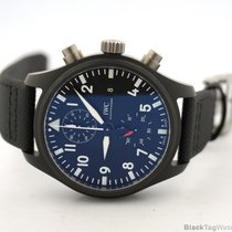 IWC Pilot's Chronograph TOP GUN Automatic Mens Watch iw389001