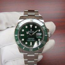 Rolex Hulk Submariner Ceramic 116610 LV