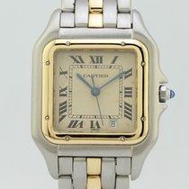 Cartier Panthere Midsize Quartz Steel-Gold