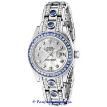 Rolex Pearlmaster Ladies 80309 SACI Pre-owned