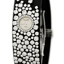 "Van Cleef & Arpels Diamond ""Rosee"" Strapwatch."