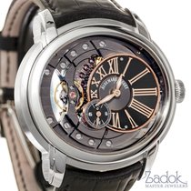 Audemars Piguet Millenary Skeleton Automatic Dress Watch 15350...