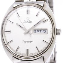 Omega Vintage Omega Seamaster Day Date Automatic Mens Watch...