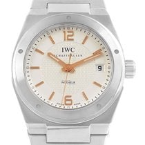 IWC Ingenieur Automatic Silver Dial Mens Watch Iw322801 Unworn
