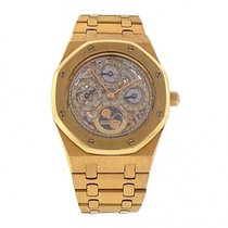 Audemars Piguet Royal Oak Perpetual 18K Yellow Gold Watch...