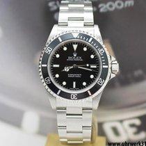 Rolex Submariner NO DATE Stahl Autom. Ref:14060M von 2002
