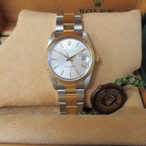 Rolex Oyster Perpetual Date 15053 Unpolished