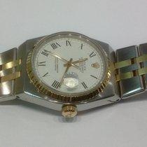 Rolex OysterQuartz Datejust steel/yellow gold ref.17013