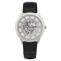 Jaeger-LeCoultre Master Ultra Thin Squelette - White Gold