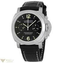 Panerai Luminor Chronograph Men's Watch