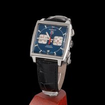 TAG Heuer Monaco Chronograph Steeve McQueen Automatic