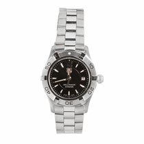 TAG Heuer Aquaracer Ladies Watch WAF1410 (Pre-Owned)