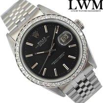 ロレックス (Rolex) Datejust 16250 black dial 1979's