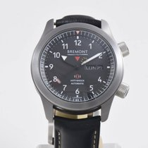 Bremont Pilot MBII-BK/ AN with Extra Strap