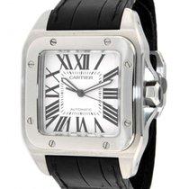 Cartier Santos 100 W20073x8 Steel