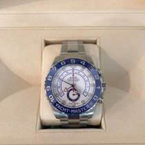 Rolex New 2017 Model Rolex Yacht Master II with MB Markers