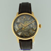 Maurice Lacroix Masterpiece Skeleton MP7138-PG101-030 Pre-Owned