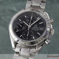 Omega Speedmaster Date Chronograph Automatik Edelstahl 35135000