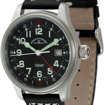 Zeno-Watch Basel NC Pilot GMT Dualtime