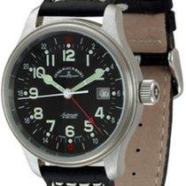 Zeno-Watch Basel NC Pilot GMT Dualtime