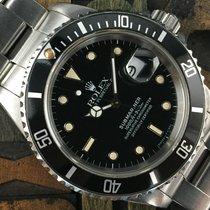 Rolex Submariner Date Tritium Dial Unpolished