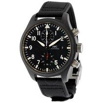 IWC Pilot's Top Gun Automatic Chronograph Men's Watch