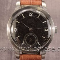 Longines Vintage 1943 Coin Edge Sector Dial Watch Cal.12.68 Z